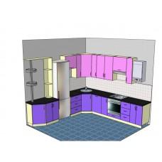 Кухня 01п