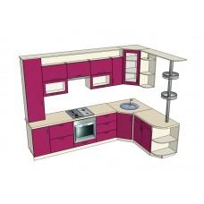 Кухня 02п