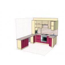 Кухня 03п