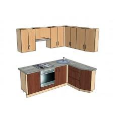 Кухня 11п