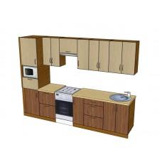 Кухня 12п