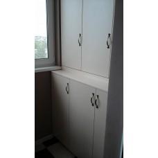 Шкаф на балкон 0004