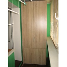 Шкаф на балкон 0007