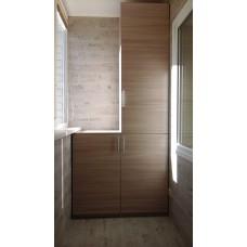 Шкаф на балкон 0003